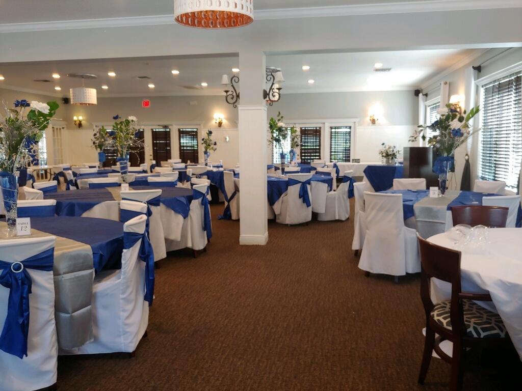 Restaurant Dining Room at Scotland Yards Golf Zephyrhills